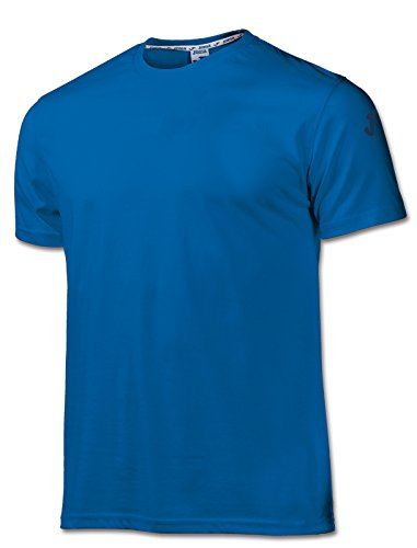 Joma - Camiseta cotton royal m/c para hombre Royal - 700