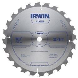 10 Inch X 24t X 58 Inch Circular Saw Blade