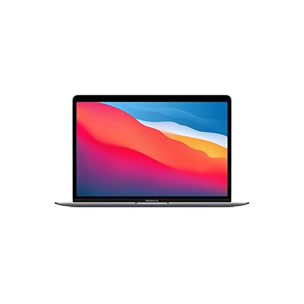 2020 Apple MacBook Air with Apple M1 Chip (13-inch, 8GB RAM, 256GB SSD Storage) – Space Gray