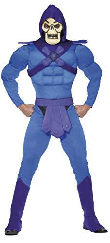 Official Skeletor Muscle Costume
