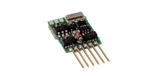 Lenz 10311-02 Lokdecoder Silver mini + mit Stecker NEM 651