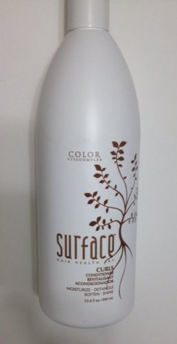 Surface CURLS Conditoner 33.8 fl oz. by Surface by SURFACE