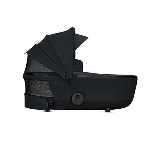 Cybex 2019 Mios 2 Lux Carry Cot in Premium Black