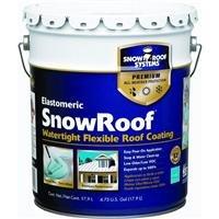 KST COATINGS  KST000SRB-20 Reflective Roof Coating 4.75-Gallons