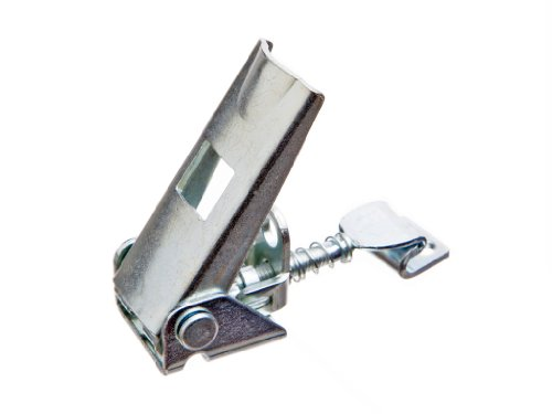 JW Winco Series GN 831 Steel Toggle Latch with Adjustable Grip, Metric Size, Type SV, Clamp Size 100, 1000 Newton Holding Capacity, Short by JW Winco