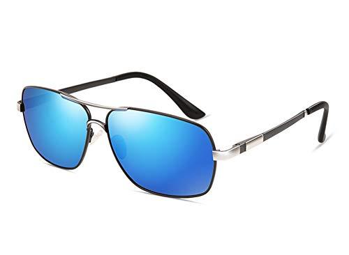 WJYTYJ Aviador Los Polarizados UV Hombres Anti De Pesca Vintage Retro Gafas Sol Gafas últimos 44qCw6nr