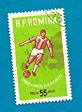 Romania %28used postage stamp%29 1962 UE