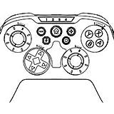 Switch ワイヤレス ゲームコントローラー Bluetooth 接続 無線 ゲームパッド