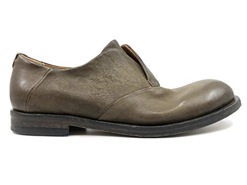 Uomo A 490103 98 s Marrone Brown Pelle Scarpa In xwvZwSgrIq