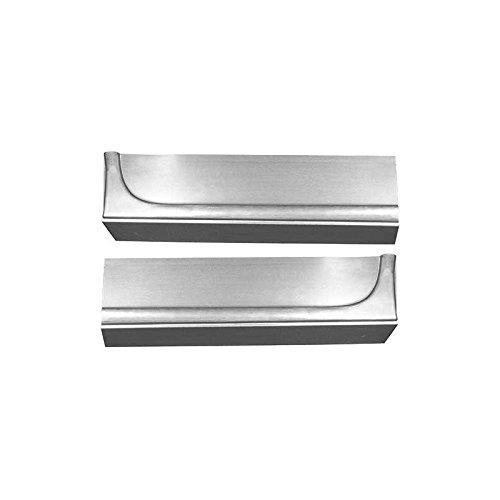 MACs Auto Parts 32-67252 Rear Quarter Patch Panels - 5 Window Coupe & Sedan Delivery