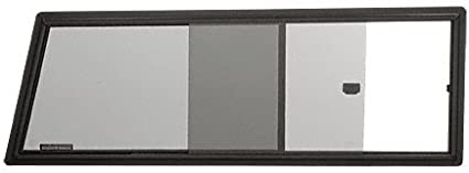 LAURENCE MSS404 CRL 1966-1977 Ford Bronco Side Slider With Dark Tint Glass C.R