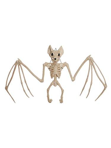 Crazy Halloween Decorations (Crazy Bonez Bone Chilling Bat, 22
