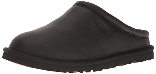 UGG Men's Classic Clog Mule, Black, 17 M US, used for sale  Delivered anywhere in USA