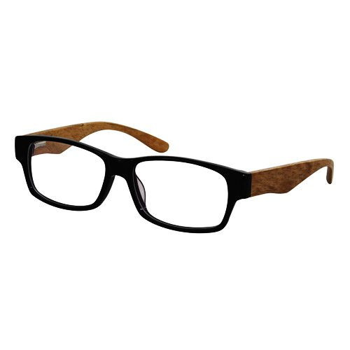 EyeBuyExpress Retro Style Black Reading Glasses