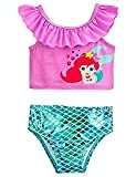 Disney Ariel Two-Piece Swimsuit For Baby