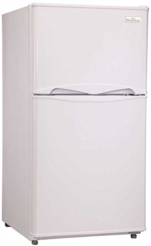 GARRISON 2496304 Energy Star Compact Refrigerator, 4.5 cu. ft., White by Garrison
