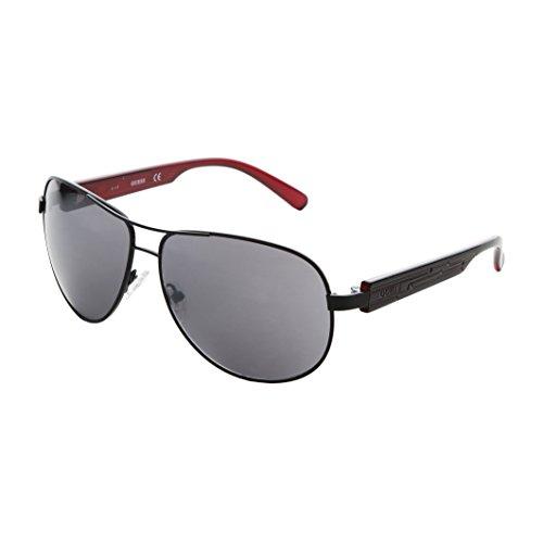 GUESS Unisex GU6675 Black - 2017 Sunglasses Guess