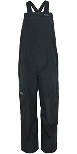 Gill Womens Dinghy Pro Bib Trousers Black 10