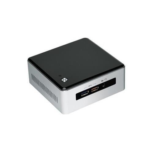 Intel NUC5i5RYH Desktop Computer - Intel Core i5 i5-5250U 1.60 GHz - Mini PC - Silver, Black - Intel HD Graphics 6000 - Wireless LAN - Bluetooth BOXNUC5I5RYH (Intel 5250u)