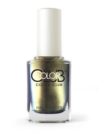Color Club-Cash Only Nail Lacquer from the Oil Slick Coll...