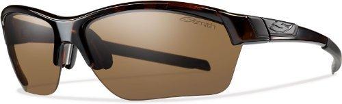 Smith Optics Approach Max Sunglasses, Tortoise Frame, Polarized Brown/Ignitor Lenses