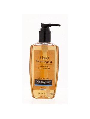 Neutrogena Liquid Pure Mild Facial Cleanser 150ml Best Seller of Thailand [Wazashop Thailand]