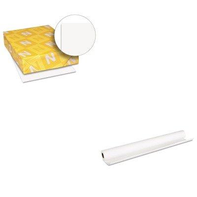 Exact Paper Coated (KITCNM0849V351WAU40411 - Value Kit - Canon Matte Coated Paper (CNM0849V351) and Neenah Paper Exact Index Card Stock (WAU40411))