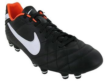 Nike Fußballschuhe TIEMPO MYSTIC IV FG schwarz
