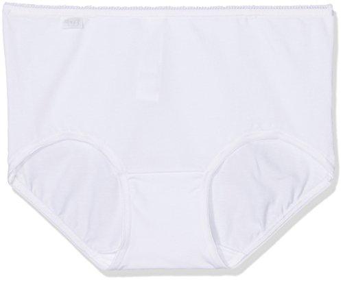 Sloggi 24/7 Cotton Md3p, Bóxer para Mujer Blanco (WHITE 03)