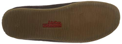 Slip Gummi Marrón 290 Kitzbühel Living on Estar dunkelbraun Zapatillas De Seitlichem Por Mit Casa Adulto Unisex 54xwOZ