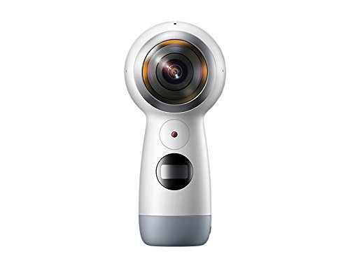 Samsung Gear 360 SM-R210 (2017 Edition) Spherical Cam 360 degree 4K Camera...