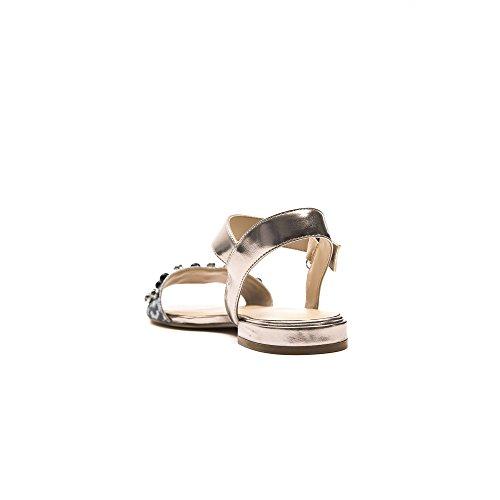 Sandale Or Jo Nally Liu Rose Femme Pour 6fqwwx