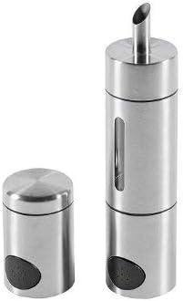Sugar dispenser stainless steel sweetener ZELLER