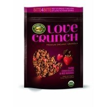 NATURES PATH GRANOLA LOVE DRK CHOC CRNCH, 11.5 OZ pack of 6