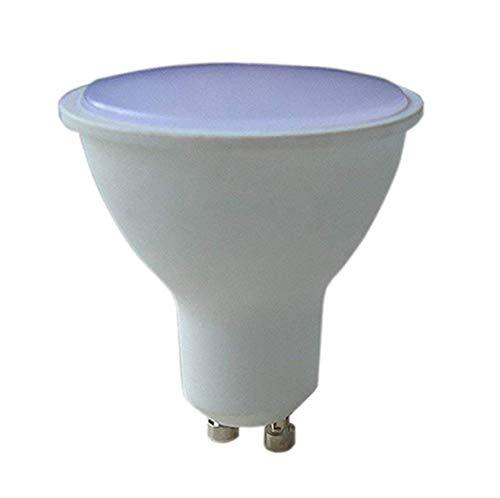 CTKcom MR16 GU10 LED Light Bulbs(4 Pack)- 3W MR16 LED Flood Light 35W Halogen Bulb Equivalent Cool White 6000K Ultra Bright 120 Degree Beam Angle Bulb for Landscape Track Lighting,AC85-265V,Pack of 4