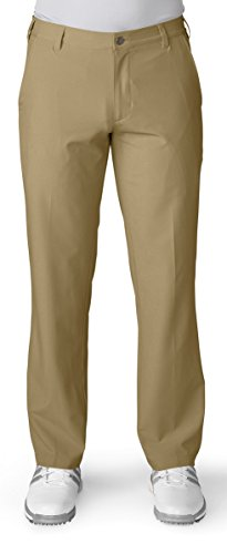 (adidas Golf Men's Ultimate Regular Fit Pants, Khaki, Size)