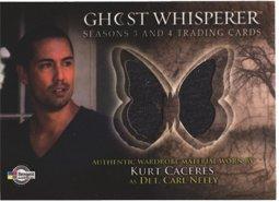 Carl Costumes (Ghost Whisperer Seasons 3 & 4 C27 Carl Neely Costume Card)
