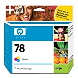 HP Model C6654AN No. 78 High-Capacity Color Inkjet Cartridge, Office Central