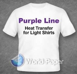 Tshirt Inkjet Iron on Heat Transfer Paper 8.5x11 100pk