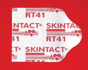 Tab Ecg - ECG EKG Electrode - Skintact RT-41 - Resting Tabs - 100/pack