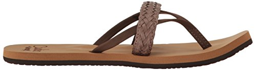 Sandalias 41 Marrón Brown Reef Wild Mujer Cushion para EU qxRAU7
