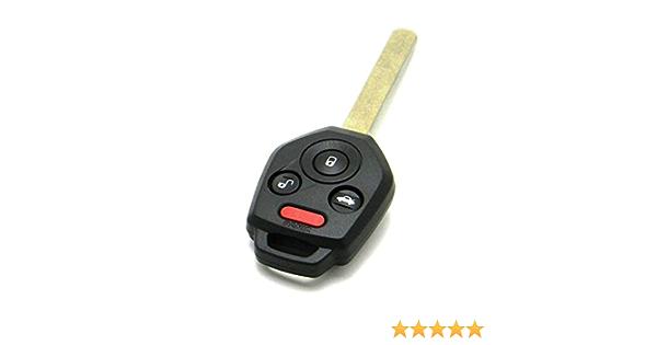 Replacement for Subaru Legacy 2010 2011 2012 2013 2014 Remote Key Fob CWTWBU766