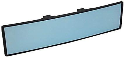 Chytaii Rückspiegel Auto Panorama Spiegel Anti Blend Rückspiegel Mit Winkeleinstellung Rechter Winkel Gebogen Universal Für Auto Rückspiegel Garten