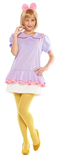 Rubie's Costume Disney Daisy Duck Purple Costume -Teen/Women's Standard Size ()