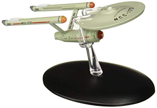 Eaglemoss Star Trek The Official Starships Collection USS Enterprise NCC-1701 Ship ()