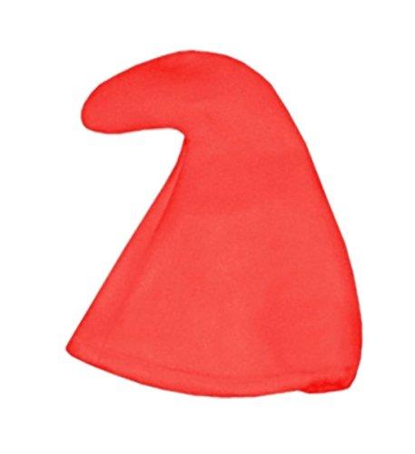 Unisex Fancy Dress Gnome Hat