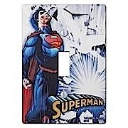 Superman Switchplate Cover - 4