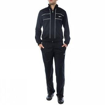 Nike 458777 – 010 – Chándal Hombre, Hombre, negro, Small: Amazon ...