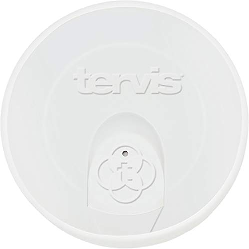 - Tervis Travel Lid, 16 oz, Clear