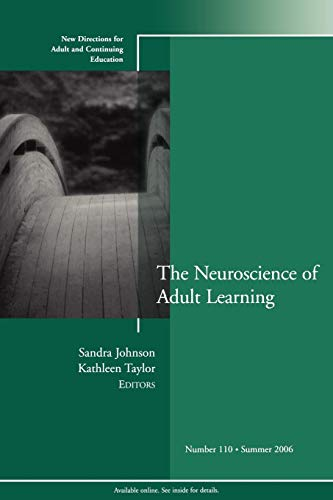 Neuroscience Adult Learning 110